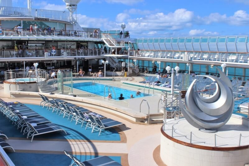 Why go on an around the world cruise