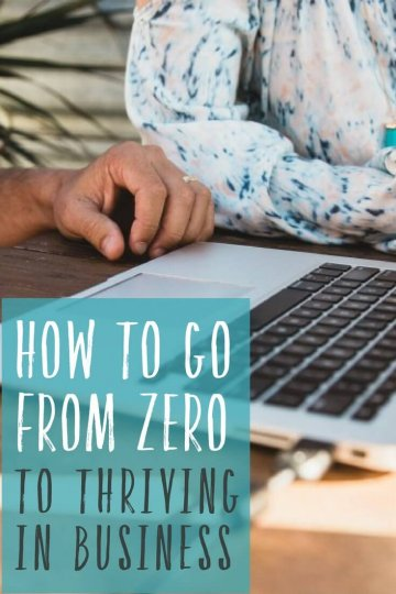 How to startup a business from zero and thrive. Click to learn more about online blogging and business success. Happy pinning!